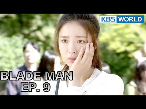 Blade Man | 아이언 맨 EP 9 [SUB : KOR, ENG, CHN, MLY, VIE, IND]