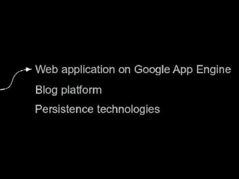 Persistence in Google App engine