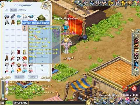 Wonderland Online War Demon Armor