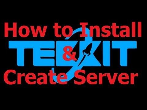How to Install&Create a Tekkit Server w/Hamachi - FreakinRocket