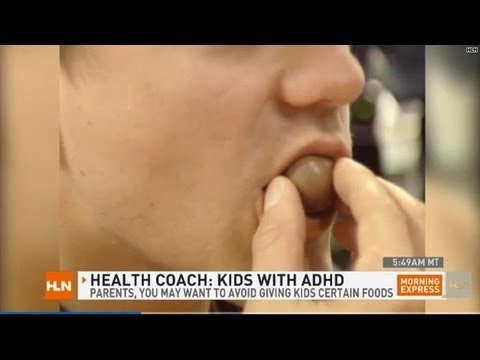 What foods should kids with ADHD avoid?