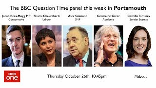 Question Time 26/10/17: Jared O