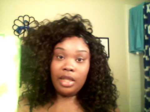 HOW TO REVIVE YOUR WAVY/CURLY SYNTHETIC WEAVE/WIGS