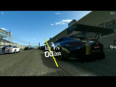 MERCEDES-AMG - Victory By Design - Stage 03 - Competitive Analysis - Goal 2 of 4 - Gameplay