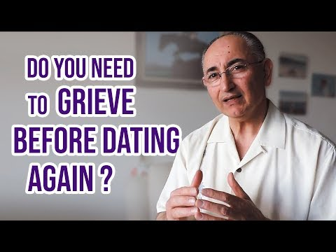 I will Wait Till I Finish With Grief Then Will Date Again!   Q & A Live Talk # 177