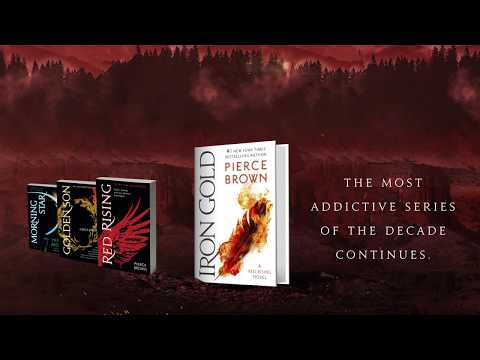 Iron Gold by Pierce Brown UK Trailer (Hodder & Stoughton)