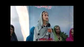 Balochi Tahaam prsented in cultural show