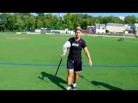 STX Women's Lacrosse - Midfield Cutting with Amy Appelt