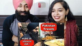 Reaction on Pakistan Travels (PART 2) - Bhai Gagandeep Singh Ft. PunjabiReel TV
