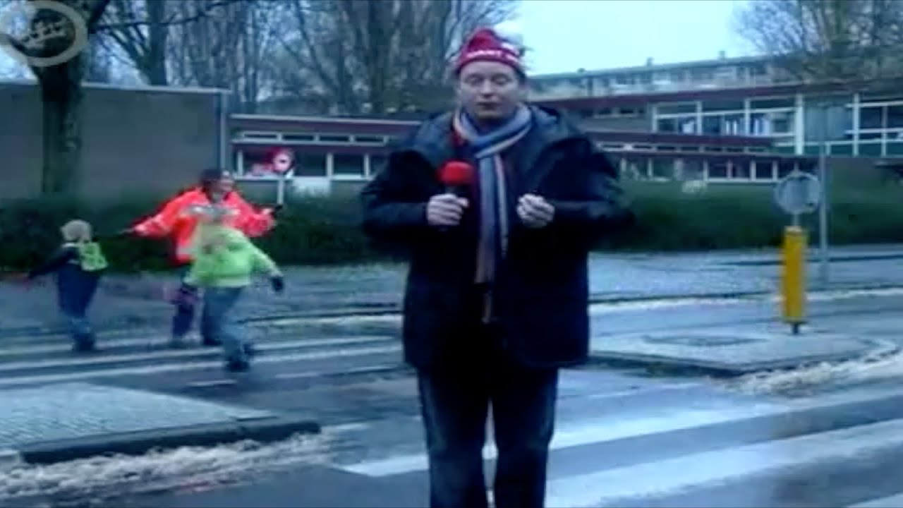 Dikke BMW rijdt Piet Paulusma aan!?