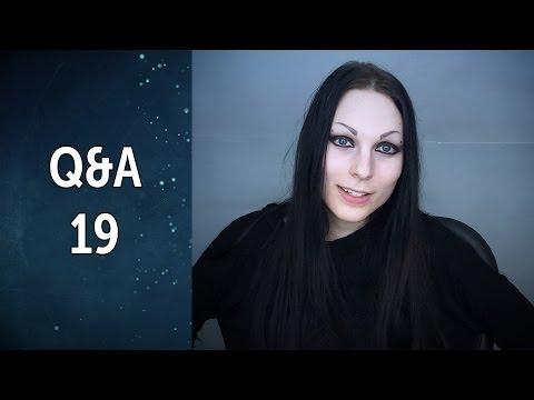 Q&A 19 + Weird Messages (July, 2016 - December, 2016)