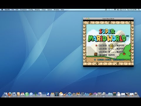 NES Emulator For Mac [FAST SETUP]