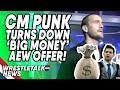 WWE Star QUITS Over Racism Allegations CM Punk TURNS DOWN AEW Offer WrestleTalk News Nov 2019