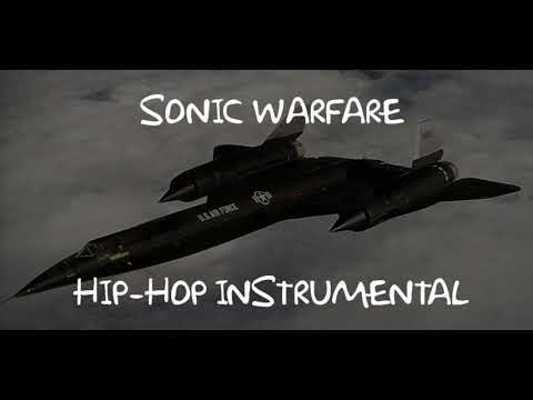 Sonic Warfare Hip-Hop Instrumental