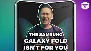 The Samsung Galaxy Fold WASN