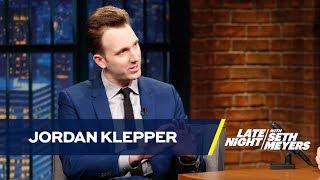 Jordan Klepper Riled His Alt-Right Inspiration Alex Jones with The Opposition