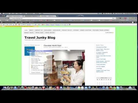 WordPress Widgets - The Text Widget