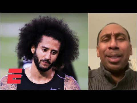 Xxx Mp4 Colin Kaepernick Doesn 39 T Want To Play He Wants To Be A 39 Martyr 39 Stephen A NFL On ESPN 3gp Sex