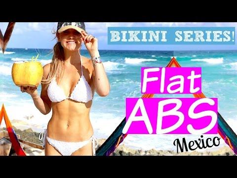 How to Get Bikini Abs | Rebecca Louise