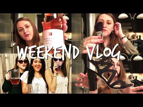 Weekend Vlog | WINE HAUL, NORDSTROM UNBOXING & SISTER TIME