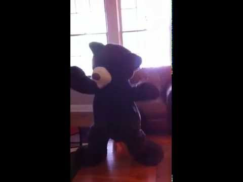 costume bear for kids scene 1