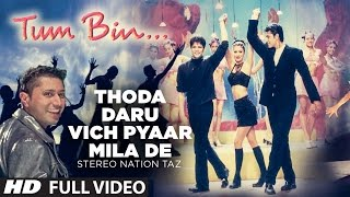 """Thoda Daru Vich Pyaar Mila De"" (Full Song) | Stereo Nation Taz"