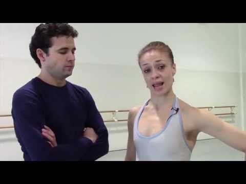 Learning a Series of Ballet Lifts, a How To by Prima Ballerina, Jennifer Carlynn Kronenberg