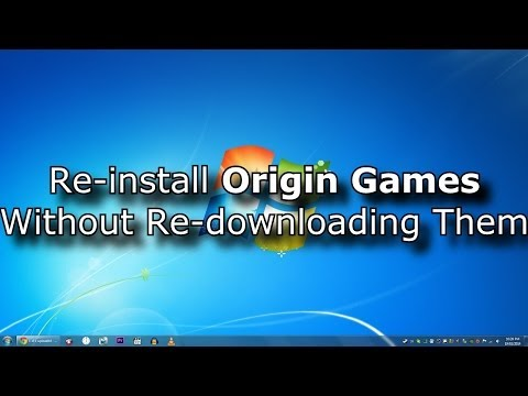 How To Move Origin Games To Another PC Without Redownloading