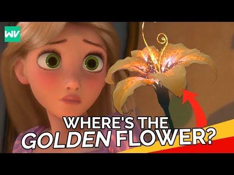 What Happened To The Magic Golden Flower In Tangled?: Discovering Disney