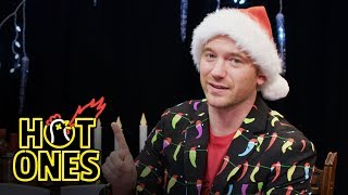 A Very Spicy Holiday Special | Hot Ones