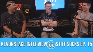 How KevOnStage became the black Tosh.0 | Stiff Socks Ep. 15