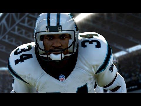 Madden 25 Ultimate Team Xbox One Gameplay - Walter Payton QB   Deion Sanders WR   Dez Bryant FS