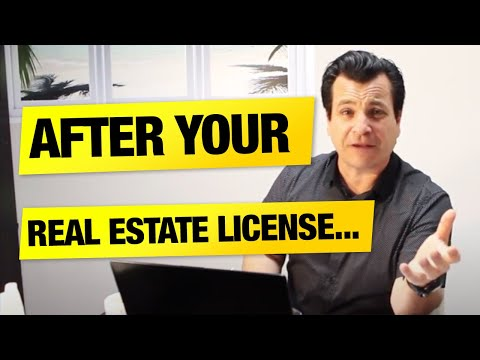 Ep. 27: 6 Things To Expect After You Get Your Real Estate License