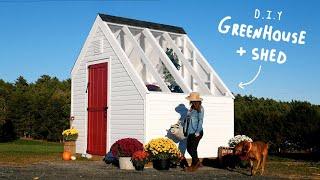 DIY Greenhouse/Shed