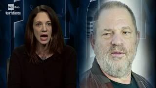 Asia Argento speaks up about Harvey Weinstein