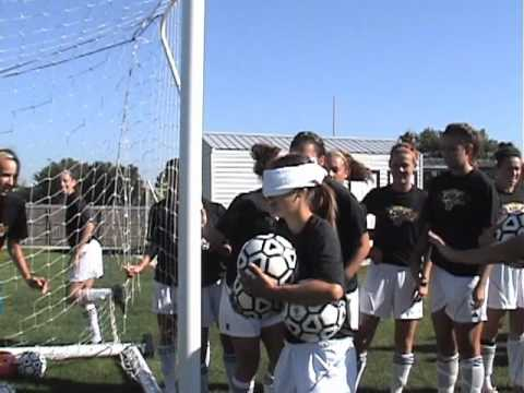 Wayne State College Soccer Team Building 2011