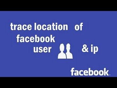 Find IP & Location of Facebook, Gmail, Hotmail
