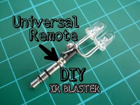 IR BLASTER(Universal Remote)|Diy|Dream art