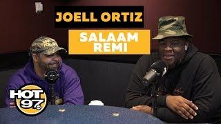 Joell Ortiz & Salaam Remi On Kevin Durant, 'Box Talk' & Slaughterhouse