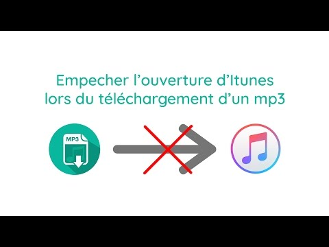 Empêcher un mp3 de s'importer automatiquement dans Itunes - Mac