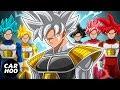 GOKU SAIYAN RANGERS 2 THE ATTACK OF JIREN Dragon Ball Super Fan Animation