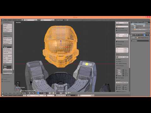 Video 2 Separate and Scale Armor