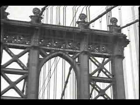 National Archives- Trolleys on Brooklyn Bridge