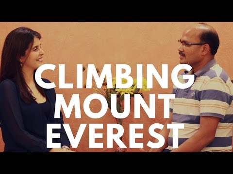 Climbing Mount Everest #ChetChat