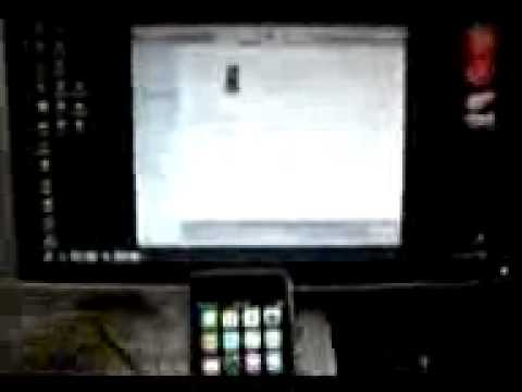 How to fix the black screen iphone 3g/3gs
