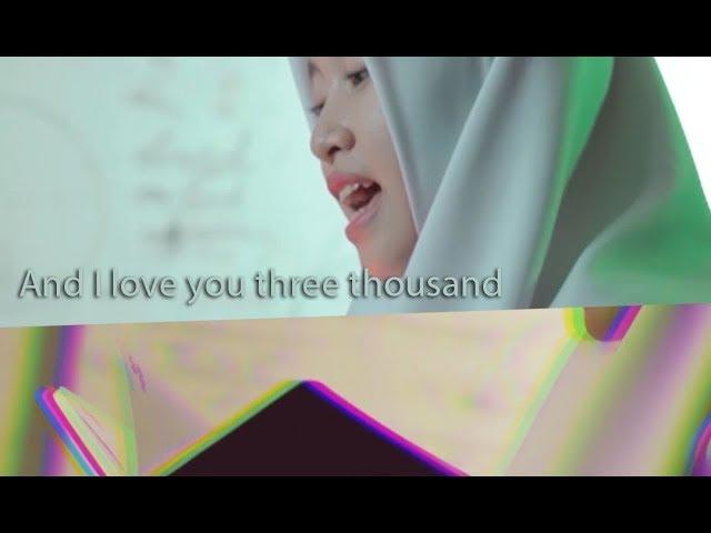 I love you 3000 - Stephanie Poetri (cover by Intan)