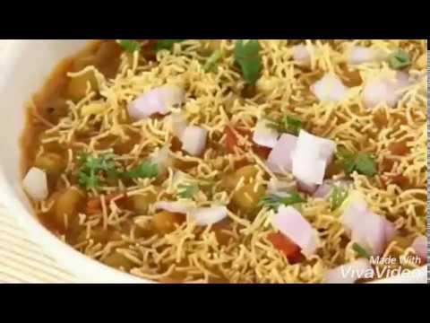 Quick recap of Sev Ragda - sev Usal -pav ragda -easy nd tasty recipe for evening or dinner