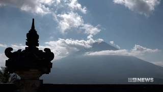 Bali Volcano Update | 9 News Perth