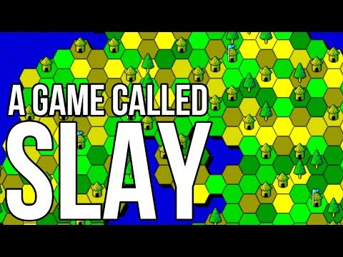 Slay - A Game I've Been Playing For Many Years!