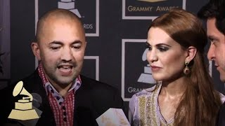 Redone On The 53rd Annual Grammy Awards Red Carpet | Grammys